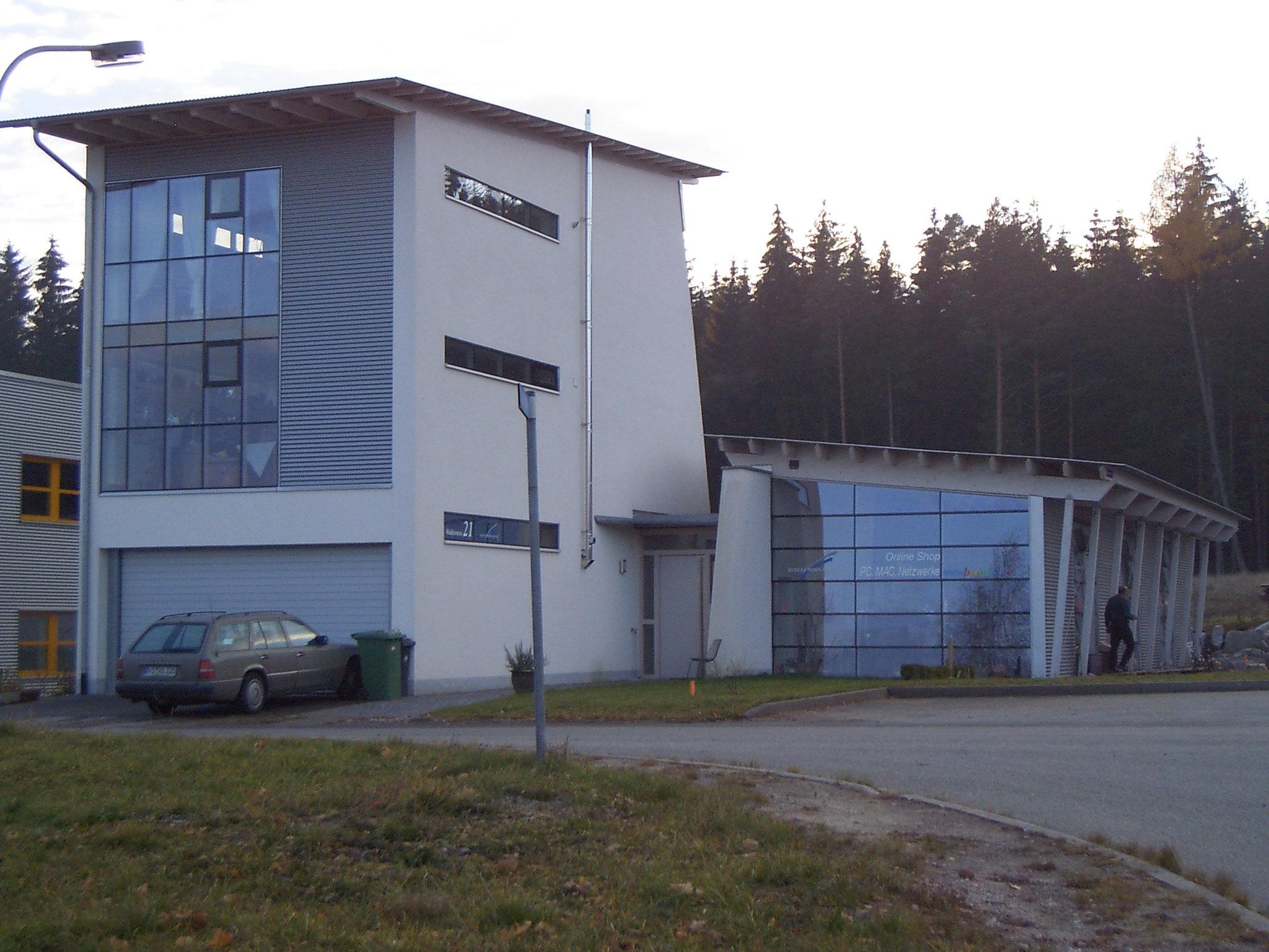 Wohnen Und Arbeiten In Mönchweiler Architekt Haas